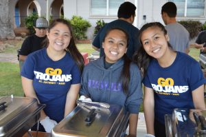 PIX Food Servers Students